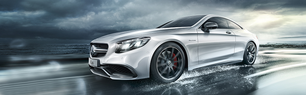 The all new S-Class Coupé
